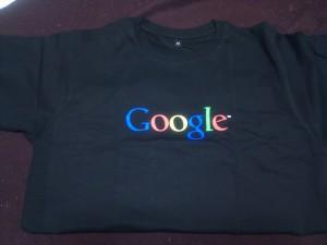 GoogleTシャツ