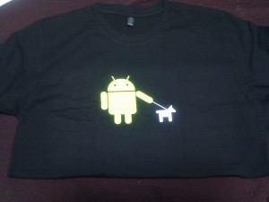 AndroidTシャツ