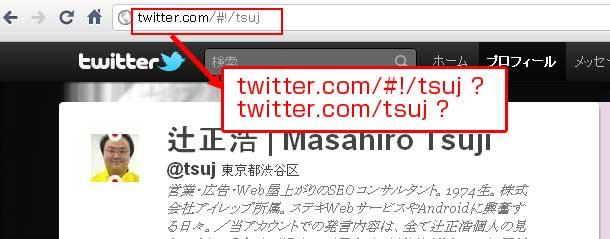 Twitterとリンクイメージ
