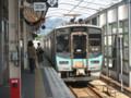 [鉄道]舞鶴線/小浜線 東舞鶴駅にて乗り換え。125系電車。