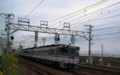 [鉄道]キハ181系 はまかぜ1号。山陽本線、須磨~塩屋 間。