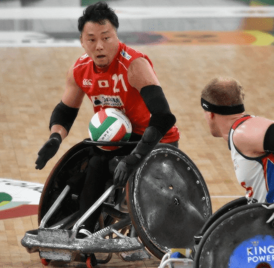 パラリンピック選手