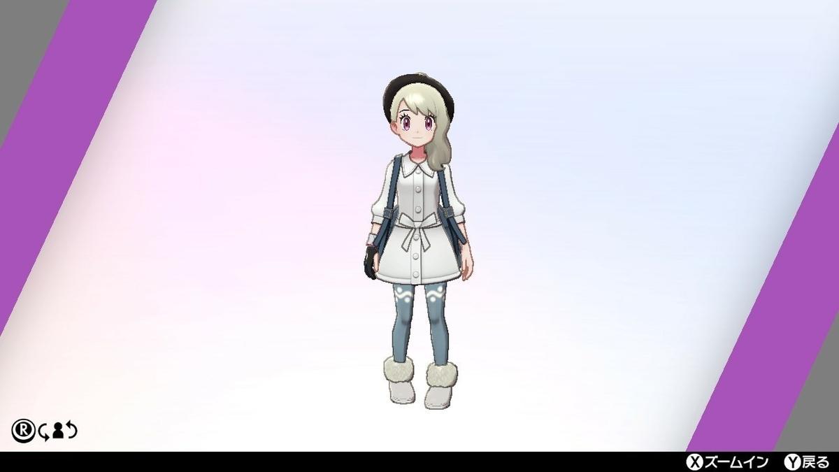 ポケモン 剣 盾 髪型