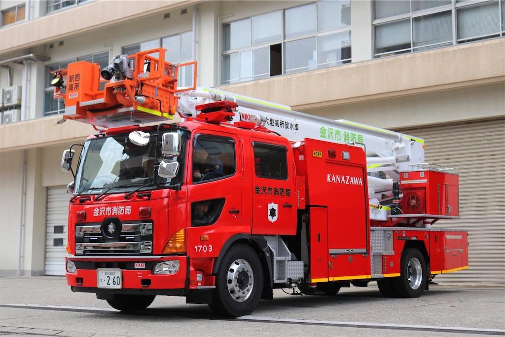 局 金沢 市 消防