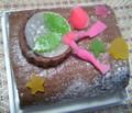 [ケーキ][和菓子]和菓子ケーキ By 俵屋吉富