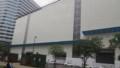 日比谷三井ビル解体工事中