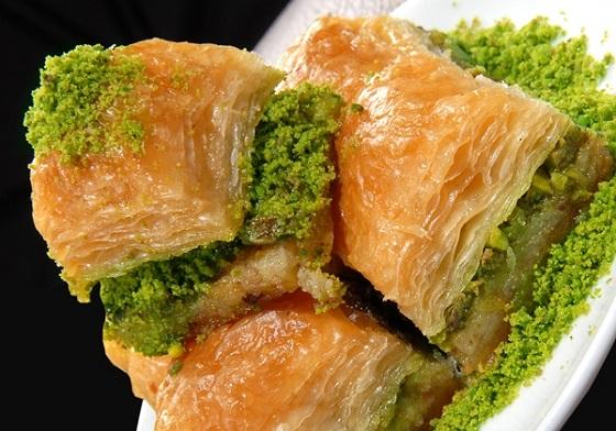 ガズィアンテップ gaziantep トルコ料理 バクラヴァ バクラバ