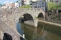 [旅]『川面に映る眼鏡橋』