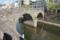 『川面に映る眼鏡橋』