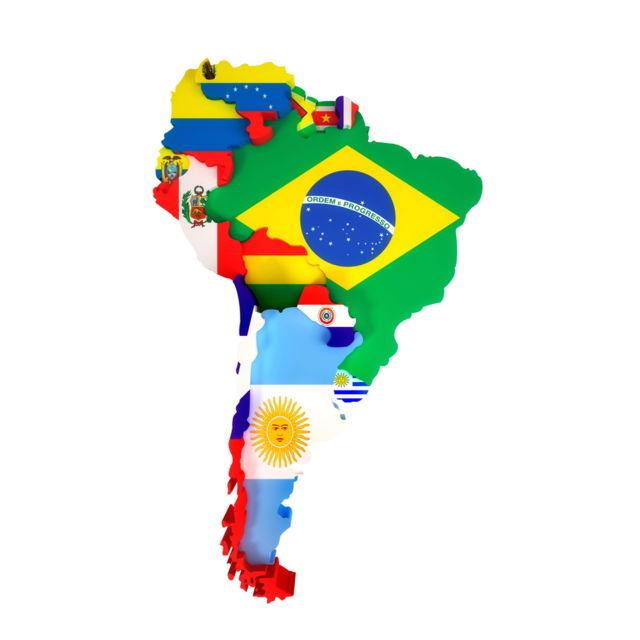 南米っぽい