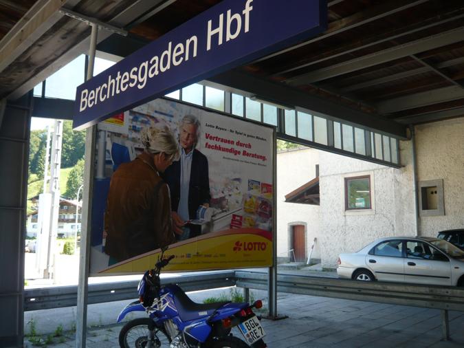 ベルヒデスガーデン駅