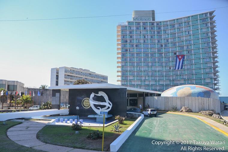 ハバナのホテル?