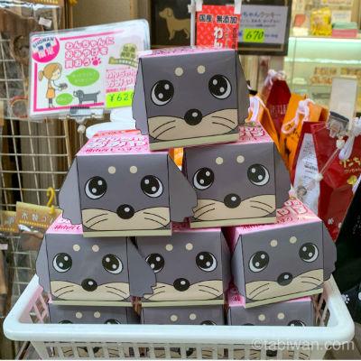 江の島★犬 お土産、ペットお守り 旅ワン★犬と旅行に行こう!