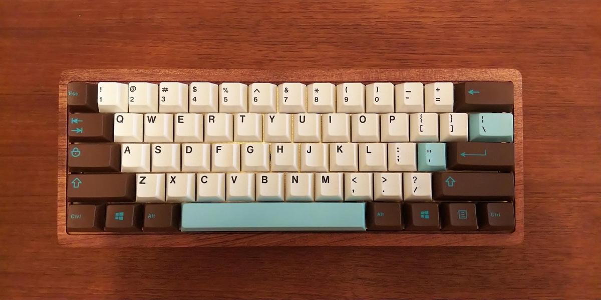 DZ60 キーボード