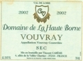 20040520 Vouvray