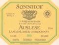 20010912 Sonnhof