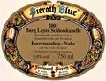 20020621 Pieroth Blue Beerenauslese