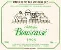 20010812 Chateau Bouscasse