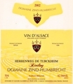 20060826 Domaine Zind-Humbrecht