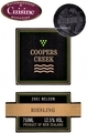 20030427 Coopers Creek RL