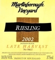 20030501 Martinborough