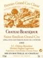 19990500 Chateau Beausejour