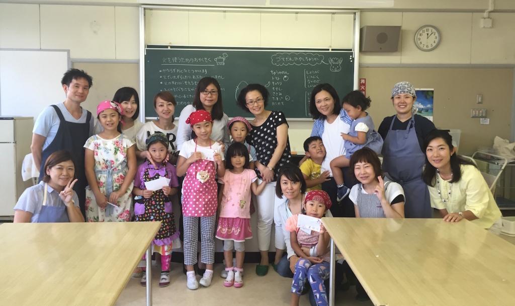 「台所育児〜1歳から包丁を〜」が面白い!!