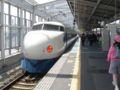 岡山駅・0系こだま号