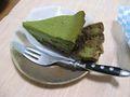 キルフェボン名古屋限定・西尾抹茶とチーズのタルト