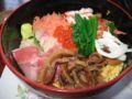 初節句の会食1・ちらし寿司