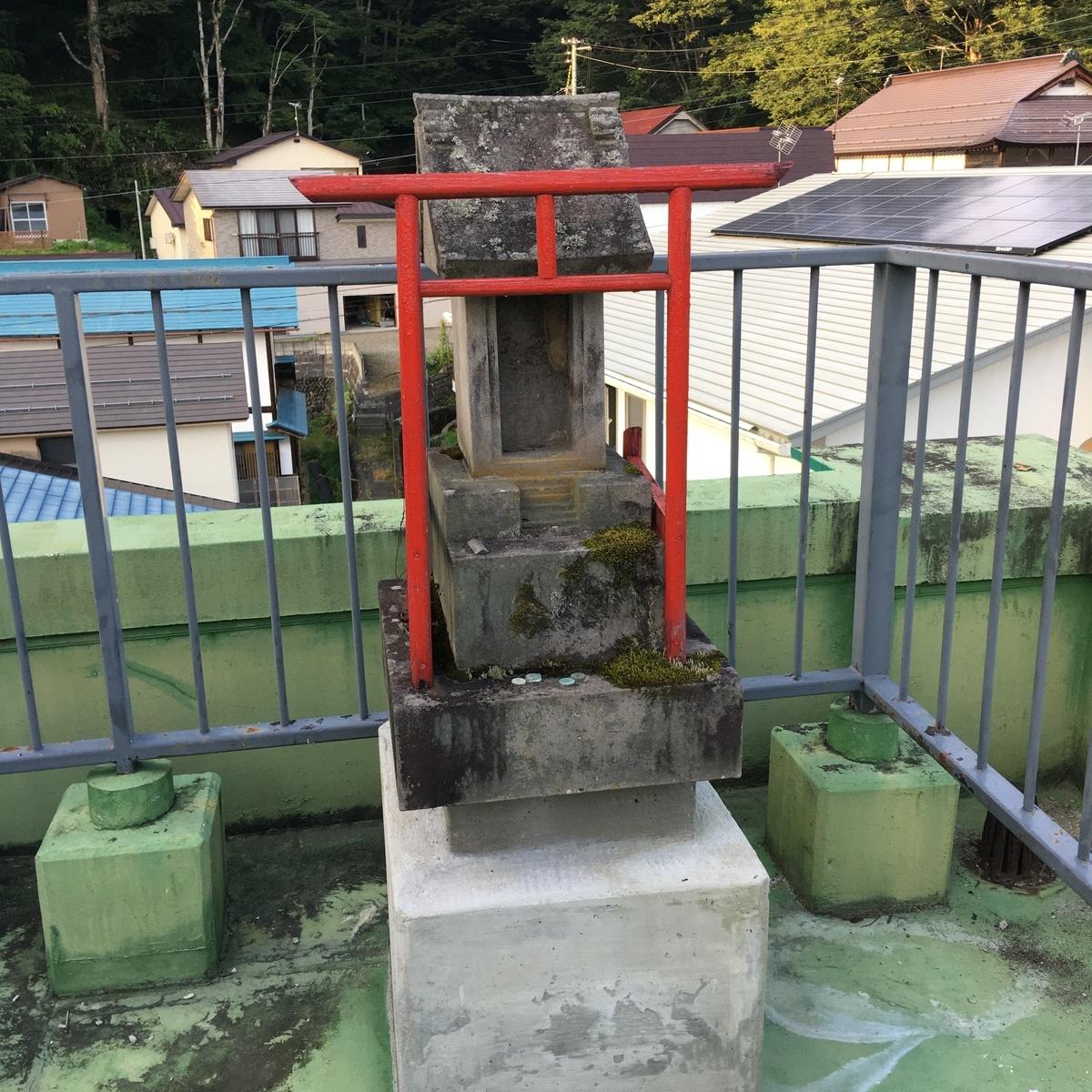 会津柳津温泉 花ホテル 滝のや 家屋風呂