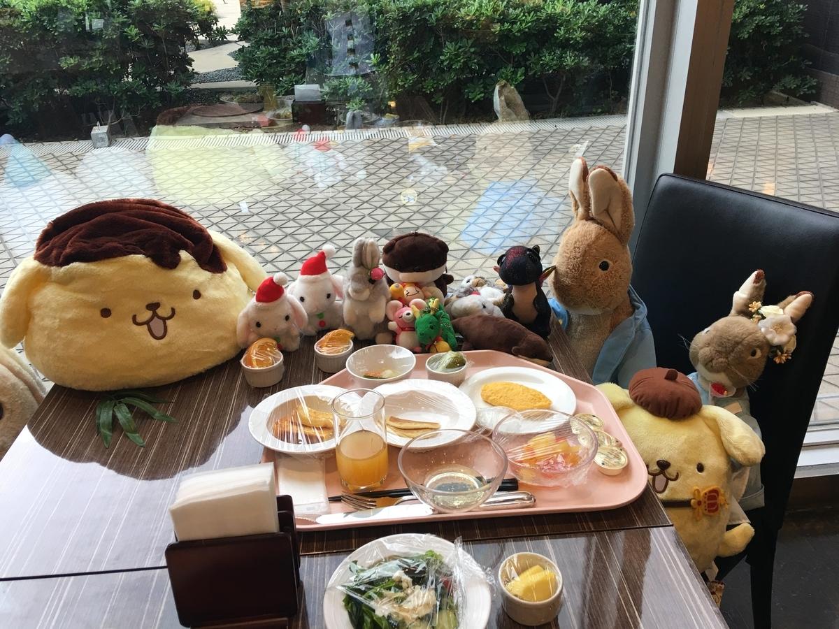 アパ リゾート東京ベイ幕張 朝食ビュッフェバイキング