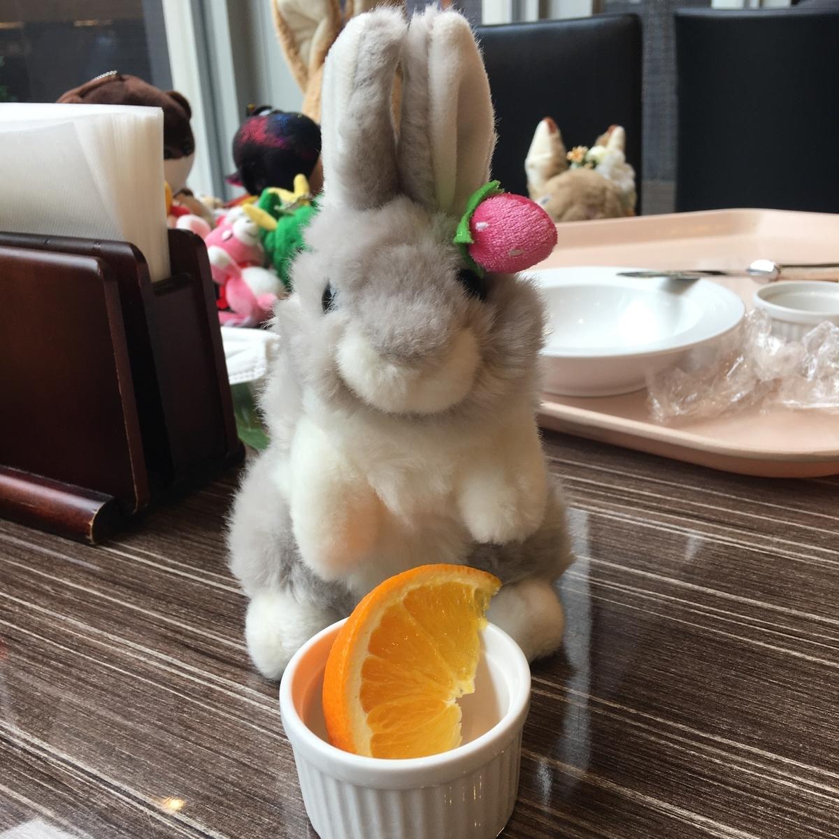 アパ リゾート東京ベイ幕張 朝食バイキング フルーツ