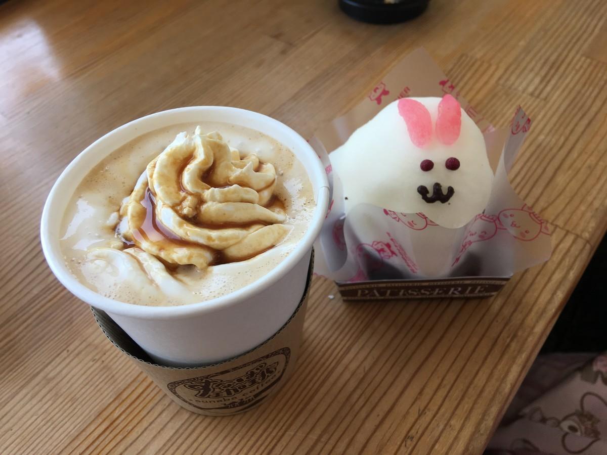 鳥取県のうさぎ神社「白兎神社」白うさぎの台所