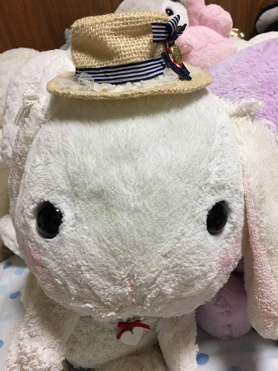 渥美清さん風の帽子