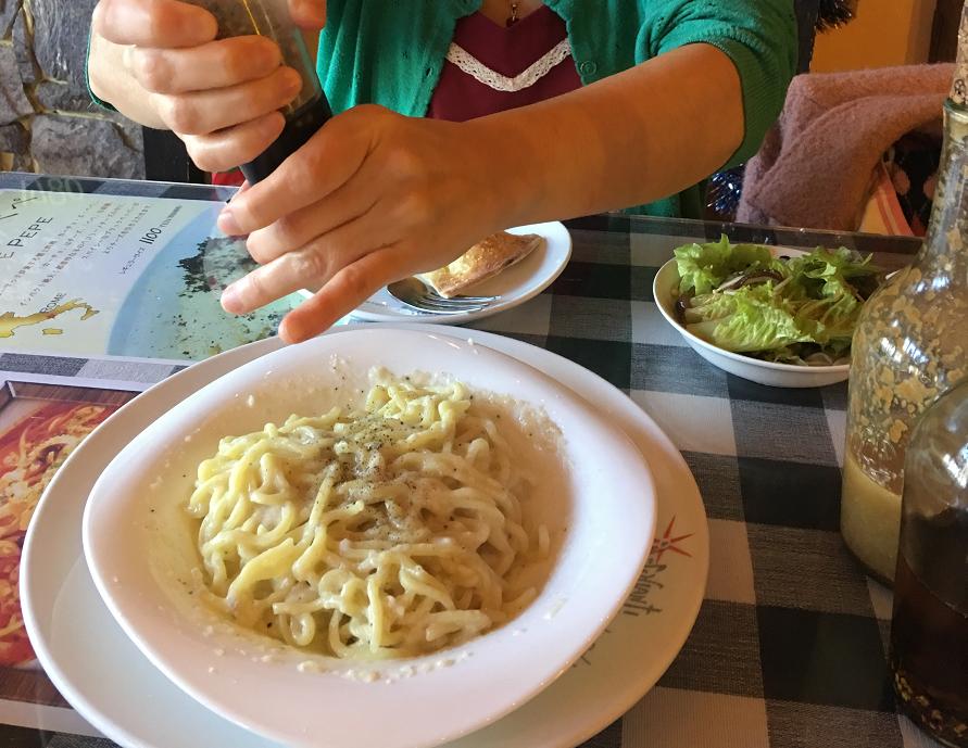イタリア料理の種類