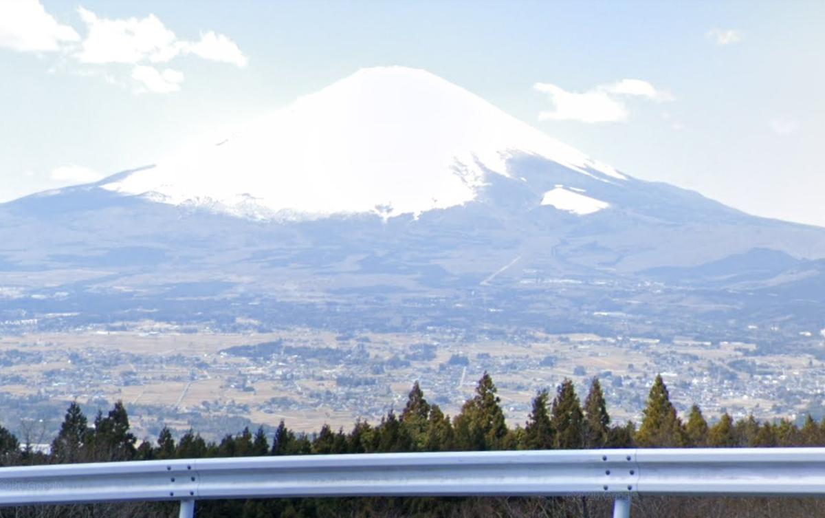 「富士山ライブカメラ」足柄峠に新設