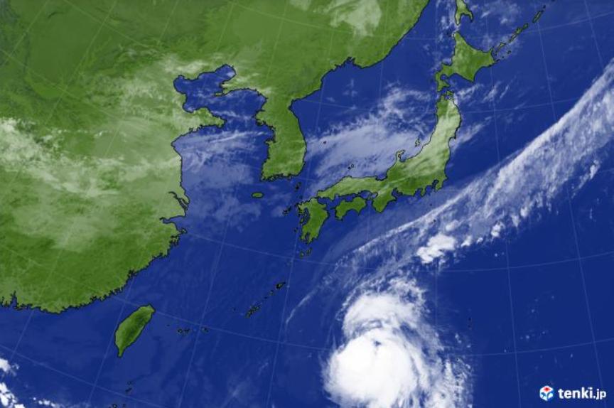 台風14号今後の進路