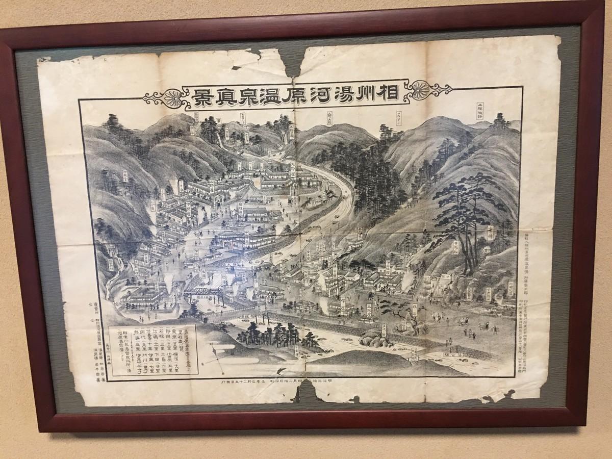 江戸時代の湯河原温泉の様子