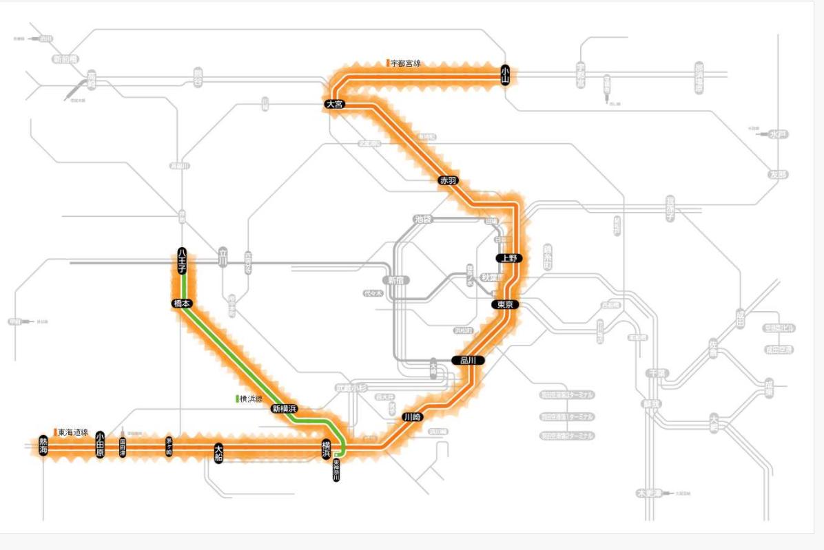 本線 遅延 東海道 在来線運行状況
