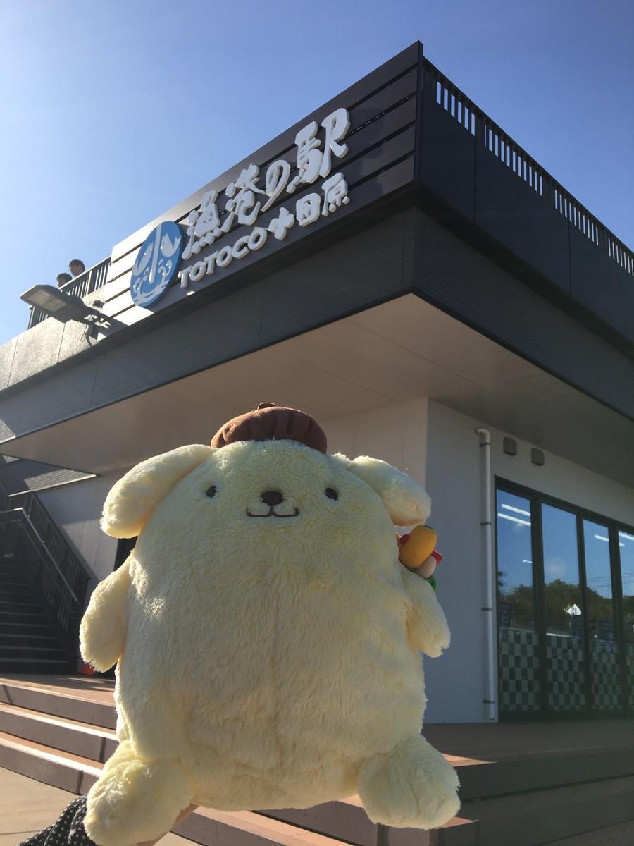 漁港の駅 TOTOCO小田原にさかなクンが来ていた話