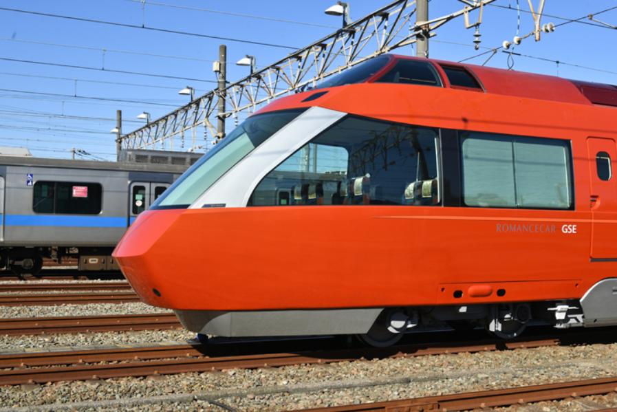 箱根の乗り物 鉄道