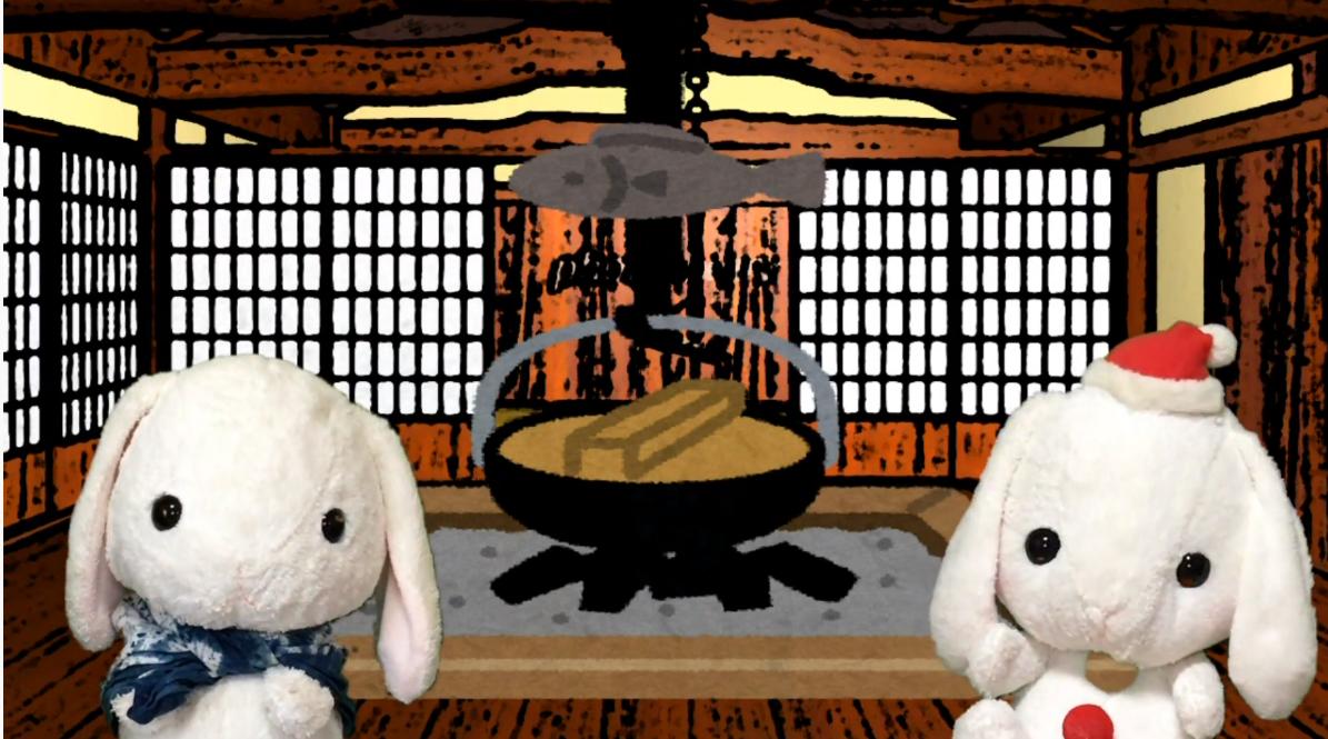 日本の昔話 笠地蔵のあらすじ