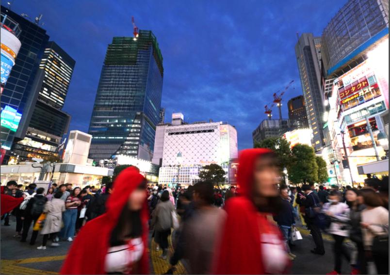 ハロウィン2020!渋谷の現在の様子