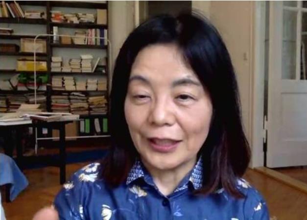 「紫綬褒章」小説家 多和田葉子さん