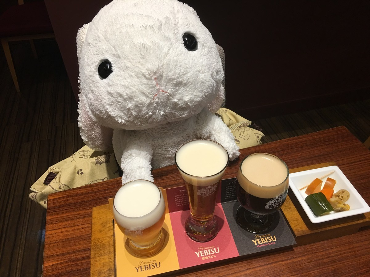 エビスビール飲み比べセット