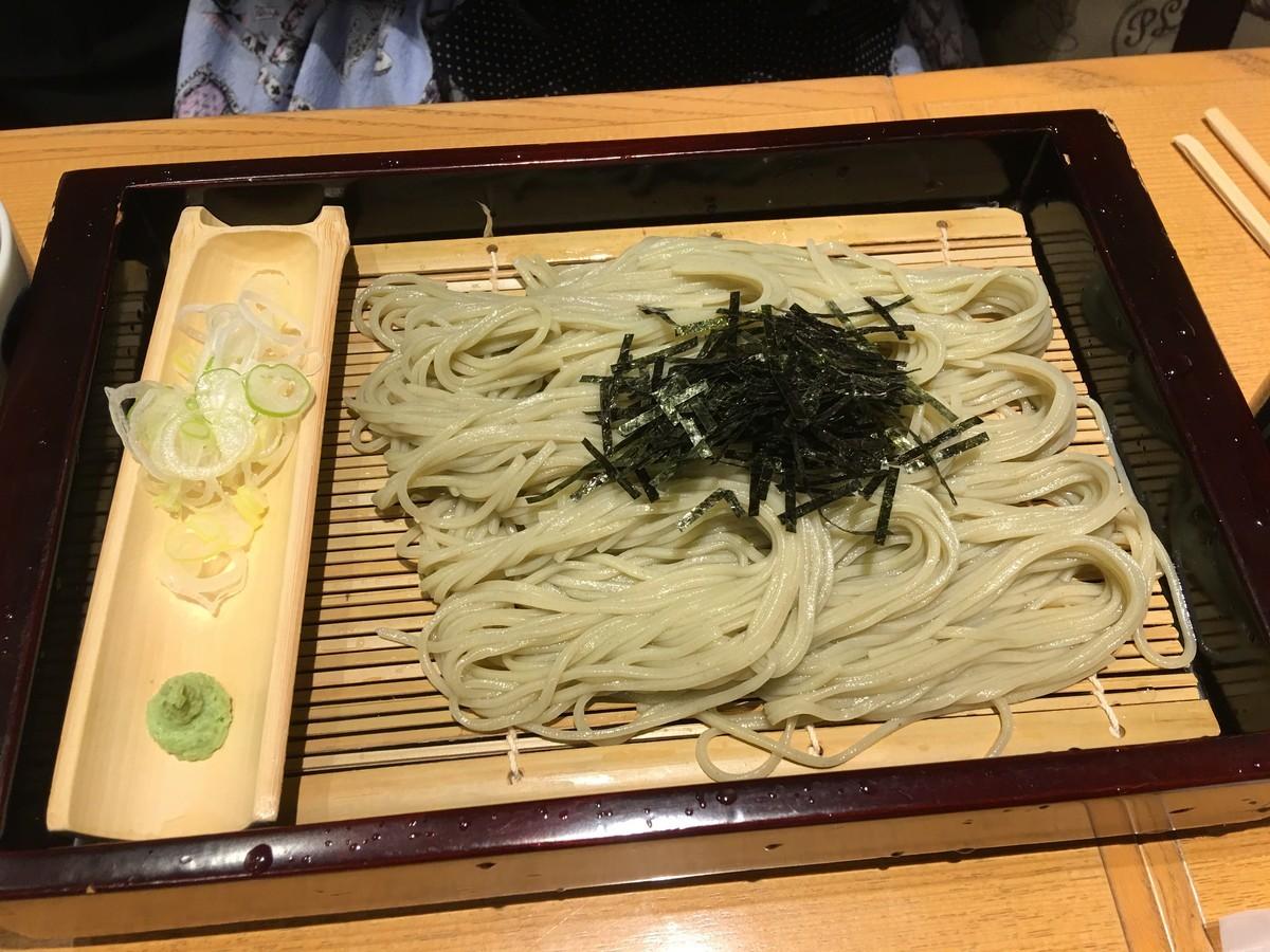 長岡駅 お蕎麦小嶋屋さん