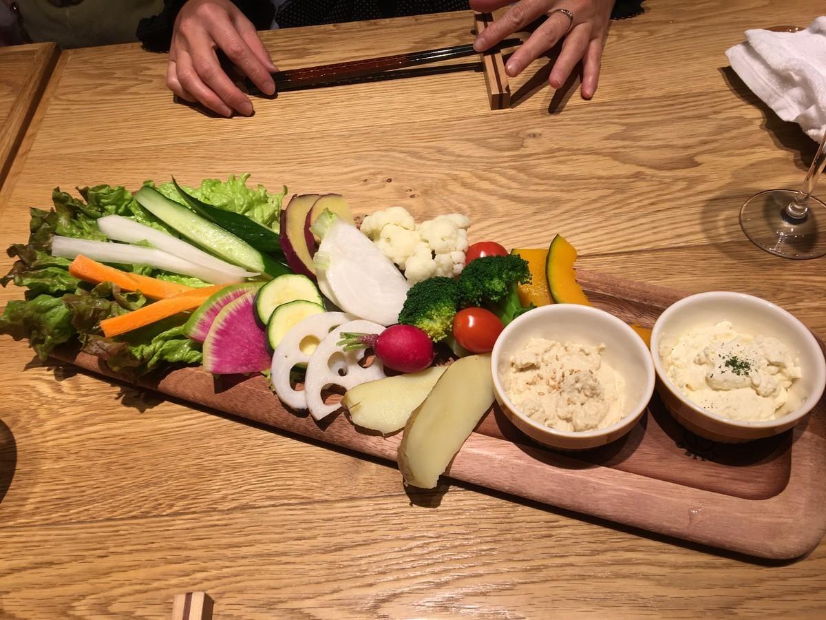 とにかく野菜好きにはお勧めです