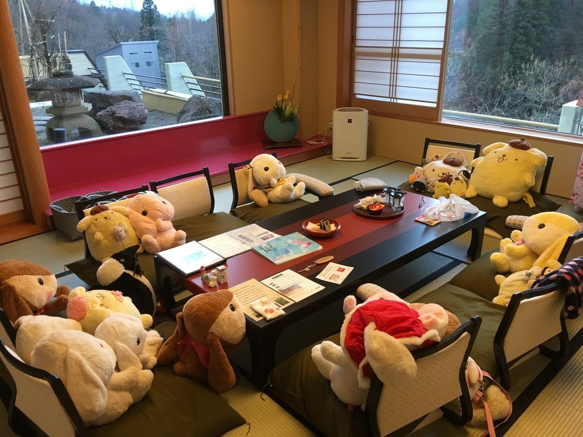 新潟の宿 湯田上温泉 ホテル小柳