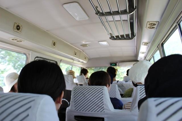 GoToトラベル バス車内飲酒、食事、会話禁止へ!違反者は補助対象外へ